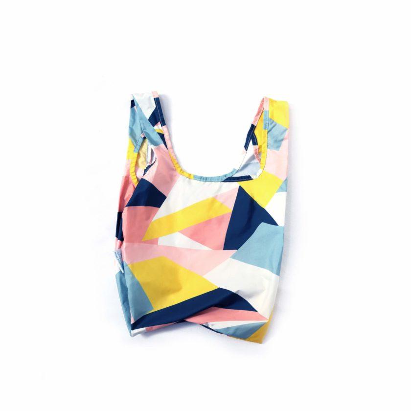 OhMart Kind Bag 100% recycled reusable bag (S) - Mosaic 1
