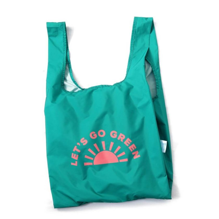 OhMart Kind Bag 100% recycled reusable bag (M) - Go Green 1