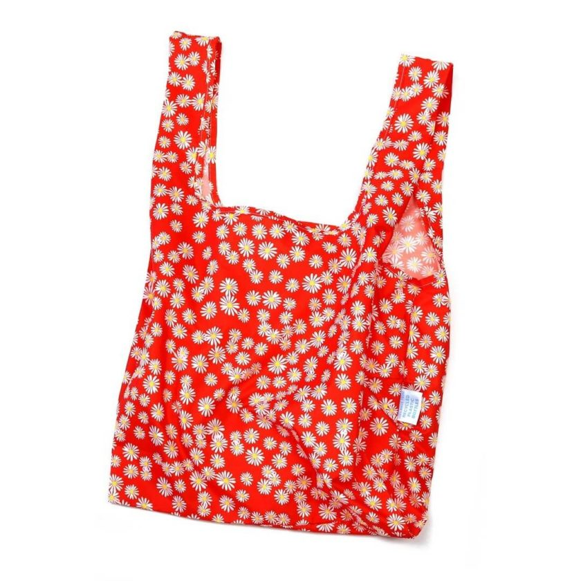 OhMart Kind Bag 100% recycled reusable bag (M) - Daisy 1